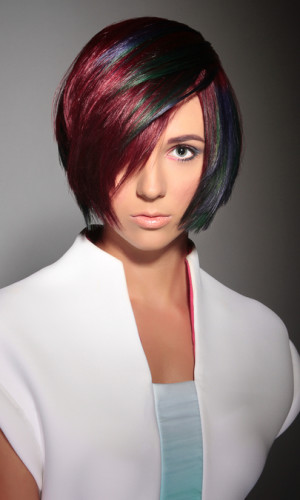 best hair stylist in raleigh - 2014 Cosmosis Collection