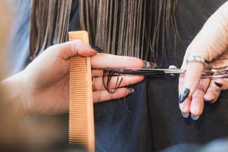 hair salons raleigh